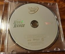 Brand New 2012 Walt Disney Home on The Range Regular Dvd Disc Only