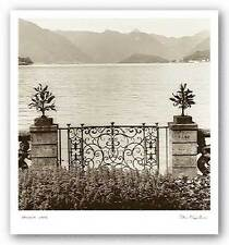 ART PRINT Bellagio Vista Alan Blaustein
