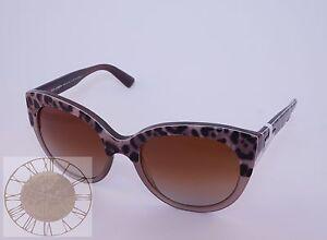 Dolce & Gabbana DG4259 2967/T5 Polarized Sunglasses, New