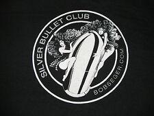Bob Seger Shirt Silver Bullet Band Club Tour Concert Detroit MI Mens XL