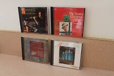 Lot of 17 CDs Christmas theme John Tesh, Buble, Amy Grant, Sinatra, Kenny G
