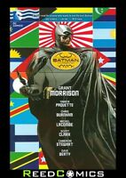BATMAN INCORPORATED GRAPHIC NOVEL New Paperback Collects 8 Part Series