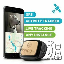 Anti-Lost Pet GPS Tracker Waterproof Dog Cat Locator Collar Fence Phone Tracking