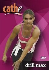 CATHE FRIEDRICH DRILL MAX STEP EXERCISE DVD NEW SEALED WORKOUT FITNESS
