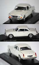 Minichamps Peugeot 404 Coupé 1962 Creme 1/43 400112620