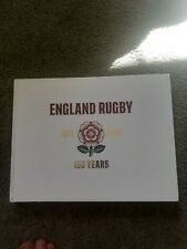 More details for england rugby book. 150 years.