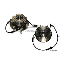 One New GMB Axle Bearing and Hub Assembly Front 7300093 for Chevrolet & more