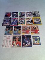 *****Gary Carter*****  Lot of 100+ cards.....61 DIFFERENT