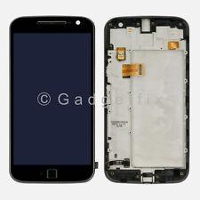 Motorola Moto G4 Plus XT1644 XT1643 LCD Display Touch Screen Digitizer + Frame