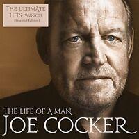 Joe Cocker - Life Of A Man: Ultimate Hits 1968-2013 [New Vinyl] Holland - Import