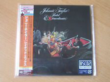 "JOHNNIE TAYLOR ""RATED ALIEN"" LE JAPON MINI LP CD"