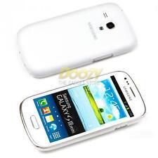 Para Samsung Galaxy s3 mini i8190, funda ultra slim Case funda protectora blanco