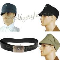 Star Wars Imperial Naval/Trooper Officer Cosplay Uniform Hat Cap Belt Buckle Hot