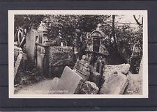 JUDAIKA - AK Prag Alter Judenfriedhof ungelaufen  - Jewish