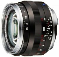 Carl Zeiss C Sonnar T 50Mm F1.5 Zm Mount Lens Black New From Japan Fast Shipping