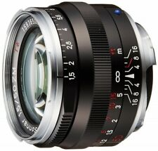 Carl Zeiss C Sonnar T 50mm F/1.5 ZM Black (for Leica M mount) #94