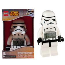 Lego STAR WARS Storm Trooper Stormtrooper Figure Alarm Clock Xmas Gift Present