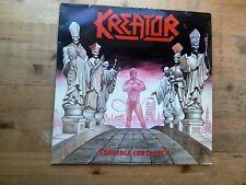 Kreator Terrible Certainty Very Good Vinyl LP Record Album NOISE86