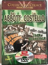 Abbott And Costello  Africa Screams And Jack And The Bean Stalk DVD