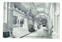 Postcard Kursaal Promenade Harrogate 1910 era