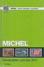 Michel Übersee Katalog Band 10, Teil 1, Nordarabien und Ira n 2017, 41. Auflage