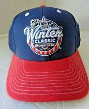 REEBOK 2015 NHL WINTER CLASSIC WASHINGTON DC HAT CAP* NEW