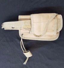 Pistol Handgun Holster Adjustable Condor Coyote Brown Molle