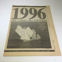 New York Daily News: Dec 29 1996 The Year In Picture, Excellent Condition