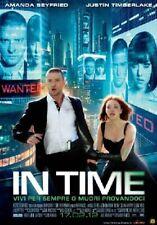 In Time DVD MEDUSA VIDEO