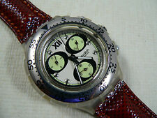 1995 Aquachrono swatch watch Overoard SBK105