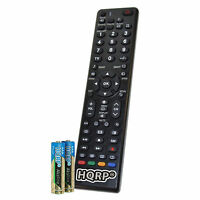 HQRP Télécommande Pour Philips 52PFL3704D 52PFL5704D 52PFL7422D 52PFL7432D TV