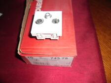 Legrand Mosaic - 743 75-Euro TV / FM / SAT triplexer 45 x 45mm module