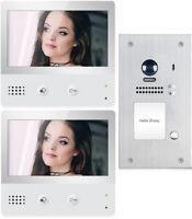 "Wifi Video Türsprechanlage 2Draht Bus 7"" Videospeicher Kamera 170° 2.0Mega Pixel"