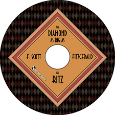 The Diamond as Big as the Ritz - Unabridged MP3 CD Audiobook in paper sleeve