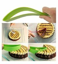 New Plastic Cake Server Slicer Pie Cutter Bread Knife Peeler Kitchen Gadget Tool