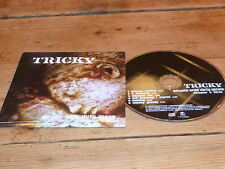 TRICKY - ANGELS WITH DIRTY FACES !!!!!!!!!RARE FRENCH PROMO CD!!!!!!!!!!!!