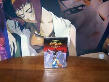Street Fighter Alpha The Movie - BRAND NEW - Anime DVD - Manga Video 2001