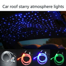 12V 3W DIY Audio Fiber Optic Star Light 200Point Car Headliner Roof Ceiling Lamp