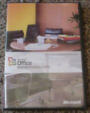 Microsoft Office 2003 Standard Version with License