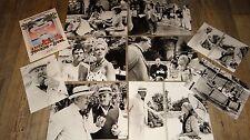 MEURTRE AU SOLEIL  agatha christie photos presse cinema argentique tournage 1981