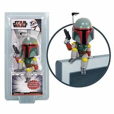 NEW Star Wars BOBA FETT Computer Sitter Bobblehead - Wacky Wobbler Bobble Head