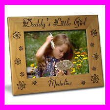 5x7 PERSONALIZED CUSTOM FATHERS DAY PICTURE FRAME GIFT