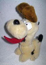 "Vintage Garfield ODIE Dog Plush Stuffed Animal 11"" Standing Dakin 1988"