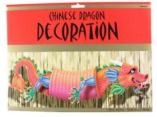 Chinese New Year Chinese Dragon Hanging Asian Party Decor CLOSEOUT