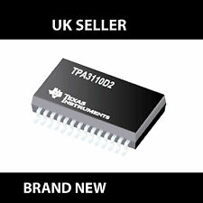 TEXAS INSTRUMENTS TPA3110D2 AUDIO POWER AMPLIFIER WITH SPEAKERGUARD IC 28 - PIN
