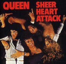 Queen - Sheer Heart Attack [New CD] Rmst, Reissue