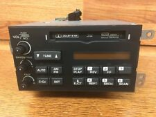 1990-96 Chevrolet Corvette OEM BOSE AM/FM Radio Cassette Factory Refurb 16208161