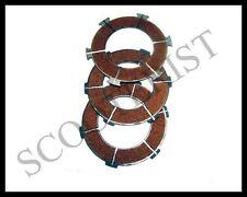 Vespa Clutch Plate Small Set Vbb Vba Super Sprint Vlb Vbc 150 Vintage