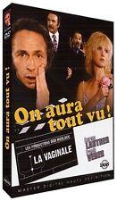 DVD *** ON AURA TOUT VU ! *** avec Pierre Richard, Miou Miou, ... (neuf emballé)