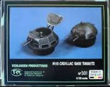 M113 Cadillac Gage Turrets Verlinden Productions 301 scala 1:35